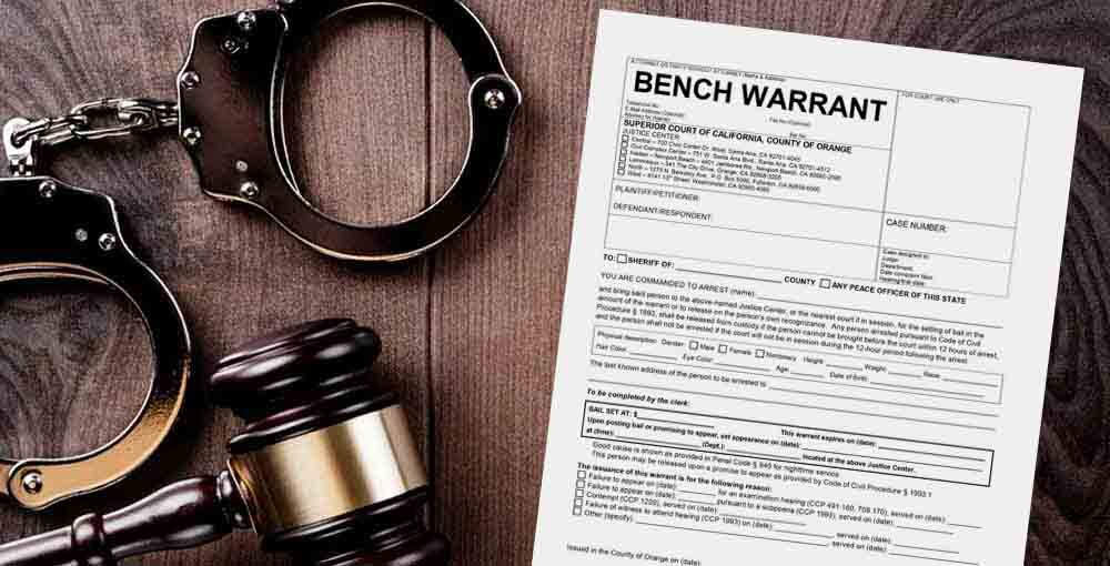 1 Warrant Guide (How to Find, Clear all Bench Warrants)